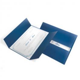 CONVITE CLÁSSICO 07 Envelope Color Plus Estampado Toronto 180g - Lâmina Couchê 250g 148x210mm  Sem Verniz Corte e Vinco Padrão