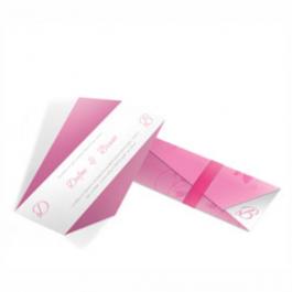 CONVITE MODERNO  01 Envelope Aspen Perolizado 180g 182x182mm  Sem Verniz Corte e Vinco Padrão