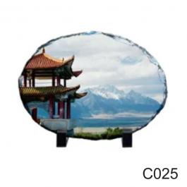 Porta Retrato de Pedra 15X20cm - C025  15X20