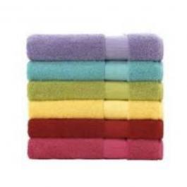 TOALHA DE BANHO 100% algodão com barra para personalização em 100% poliéster 142X72